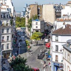 Отель Hôtel Basss Франция, Париж - 13 отзывов об отеле, цены и фото номеров - забронировать отель Hôtel Basss онлайн фото 4