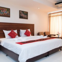 Отель True Siam Phayathai Hotel Таиланд, Бангкок - 1 отзыв об отеле, цены и фото номеров - забронировать отель True Siam Phayathai Hotel онлайн комната для гостей фото 5