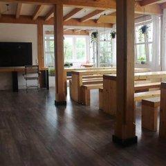 Отель Easy Lodges гостиничный бар