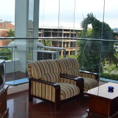 Отель Atlantic Tuan Chau Hotel Вьетнам, Халонг - отзывы, цены и фото номеров - забронировать отель Atlantic Tuan Chau Hotel онлайн балкон