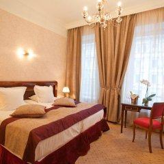 Бутик-Отель Золотой Треугольник 4* Стандартный номер с двуспальной кроватью фото 47