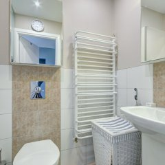 Апартаменты Dom & House - Level Eleven Apartment Sea View Сопот ванная
