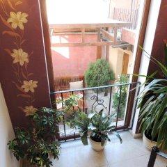 Отель Guest House Solo Болгария, Шумен - отзывы, цены и фото номеров - забронировать отель Guest House Solo онлайн балкон