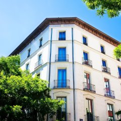 Отель TOTEM Мадрид вид на фасад