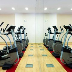Отель Sheraton Sharjah Beach Resort & Spa ОАЭ, Шарджа - - забронировать отель Sheraton Sharjah Beach Resort & Spa, цены и фото номеров фитнесс-зал
