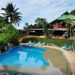 Отель Kata Garden Resort пляж Ката бассейн фото 3