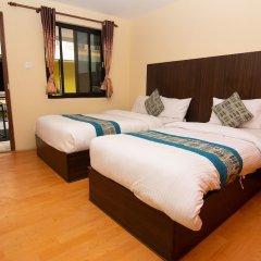 Отель Dine & Dream Непал, Катманду - отзывы, цены и фото номеров - забронировать отель Dine & Dream онлайн комната для гостей фото 5
