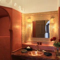 Отель Riad Dar Massaï Марокко, Марракеш - отзывы, цены и фото номеров - забронировать отель Riad Dar Massaï онлайн ванная фото 2