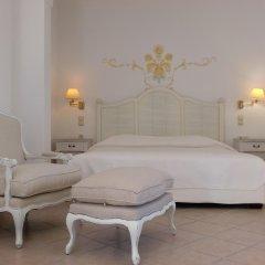 Отель Mediterranean Beach Palace Hotel Греция, Остров Санторини - отзывы, цены и фото номеров - забронировать отель Mediterranean Beach Palace Hotel онлайн комната для гостей