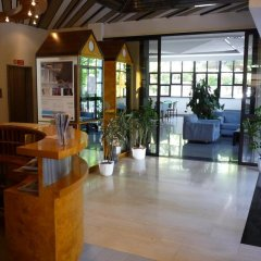 Hotel Montecarlo Кьянчиано Терме интерьер отеля фото 3