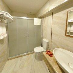La Boutique Atlantik Hotel Турция, Текирдаг - отзывы, цены и фото номеров - забронировать отель La Boutique Atlantik Hotel онлайн ванная