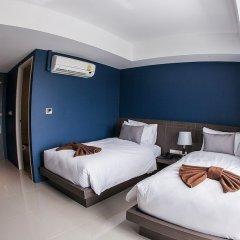 Отель The Seens Hotel Таиланд, Краби - отзывы, цены и фото номеров - забронировать отель The Seens Hotel онлайн комната для гостей фото 4