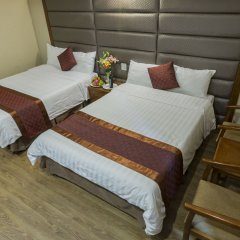 Отель Royal Sapa Hotel Вьетнам, Шапа - отзывы, цены и фото номеров - забронировать отель Royal Sapa Hotel онлайн комната для гостей фото 3