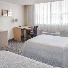 Отель Courtyard Columbus Downtown удобства в номере