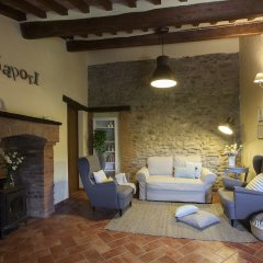 Отель Allegro Agriturismo Argiano Ареццо интерьер отеля фото 3