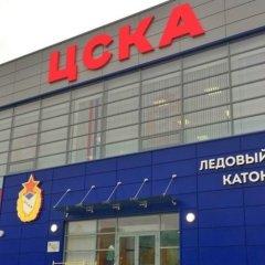 CSKA Hotel вид на фасад фото 2