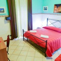Отель Casa Simpatia Massalongo Италия, Рим - отзывы, цены и фото номеров - забронировать отель Casa Simpatia Massalongo онлайн комната для гостей фото 4