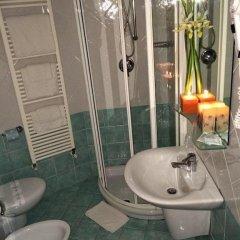 Отель Regina Римини ванная фото 2