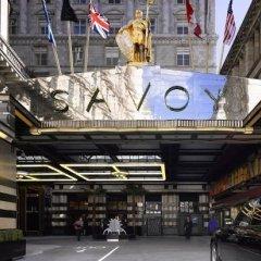The Savoy, A Fairmont Managed Hotel парковка