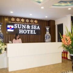 Отель Sun & Sea Hotel Вьетнам, Нячанг - отзывы, цены и фото номеров - забронировать отель Sun & Sea Hotel онлайн интерьер отеля фото 3