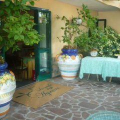 Отель Locanda Degli Agrumi Конка деи Марини бассейн фото 3