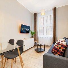 Отель Kramarska Lux - Friendly Apartments Польша, Познань - отзывы, цены и фото номеров - забронировать отель Kramarska Lux - Friendly Apartments онлайн комната для гостей фото 4