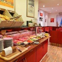 Отель Vogelweiderhof Австрия, Зальцбург - отзывы, цены и фото номеров - забронировать отель Vogelweiderhof онлайн питание фото 3