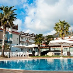 Tyrrenian Park Hotel Амантея бассейн фото 3