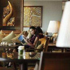 Отель Intercontinental Bangkok Бангкок гостиничный бар
