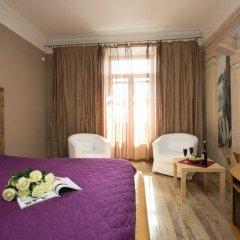 Апартаменты Apartment Etazhy Popova-Malysheva Екатеринбург комната для гостей фото 4