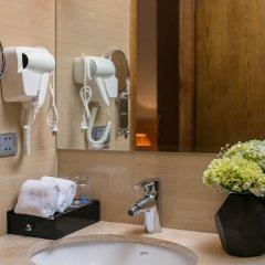 Отель Sunline Paon Hotel Вьетнам, Ханой - отзывы, цены и фото номеров - забронировать отель Sunline Paon Hotel онлайн ванная фото 2