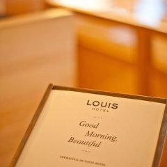 Отель Louis Hotel Германия, Мюнхен - отзывы, цены и фото номеров - забронировать отель Louis Hotel онлайн удобства в номере фото 2