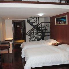 Отель Bangtai International Apartment Китай, Гуанчжоу - отзывы, цены и фото номеров - забронировать отель Bangtai International Apartment онлайн комната для гостей фото 2