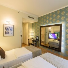 La Prima Fashion Hotel комната для гостей фото 13