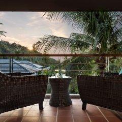 Отель Avani+ Samui Resort балкон