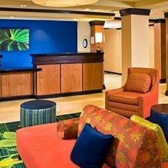 Отель Fairfield Inn And Suites By Marriott Lake City Лейк-Сити развлечения