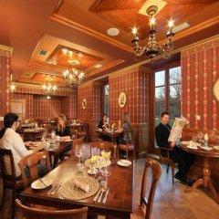 Отель Chateau St. Havel - wellness Hotel Чехия, Прага - отзывы, цены и фото номеров - забронировать отель Chateau St. Havel - wellness Hotel онлайн питание