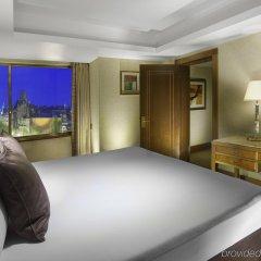 Отель Intercontinental Prague Прага комната для гостей
