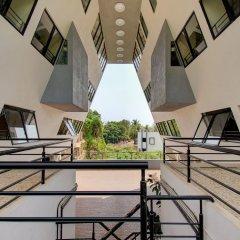 Отель Capital O 37677 Xec Residency Гоа балкон