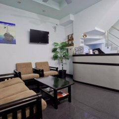Отель Kaani Lodge Мальдивы, Северный атолл Мале - 1 отзыв об отеле, цены и фото номеров - забронировать отель Kaani Lodge онлайн интерьер отеля