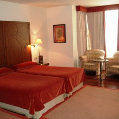 Отель Parador de Limpias комната для гостей