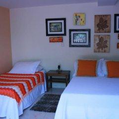 Finca Hotel el Caney del Quindio комната для гостей