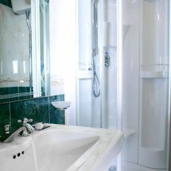 Отель Mamas Collection Suite Montecitorio ванная