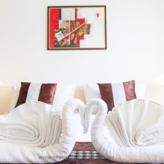 Отель Casa Residency Condomonium Малайзия, Куала-Лумпур - отзывы, цены и фото номеров - забронировать отель Casa Residency Condomonium онлайн удобства в номере фото 2