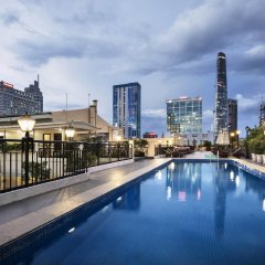 Rex Hotel бассейн