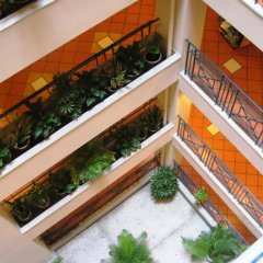 Апартаменты Saigon Court Serviced Apartment Хошимин интерьер отеля