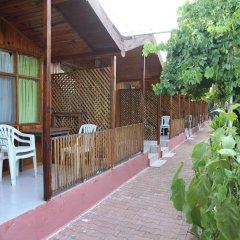 Отель Baba Motel балкон
