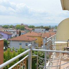 Отель Carolin Италия, Римини - 1 отзыв об отеле, цены и фото номеров - забронировать отель Carolin онлайн балкон
