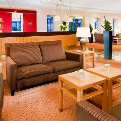 Sheraton Duesseldorf Airport Hotel интерьер отеля