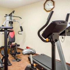 Отель extend a suites фитнесс-зал фото 3